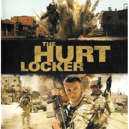 BLURAY English Movie The Hurt Locker