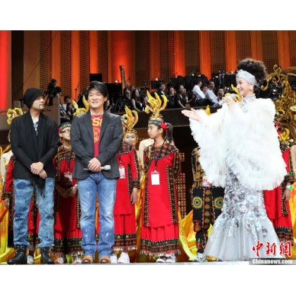 BLURAY Chinese Concert 宋祖英2011台北小巨蛋