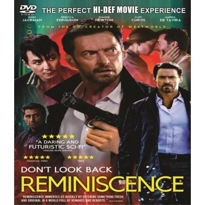 DVD English Movie Reminiscence