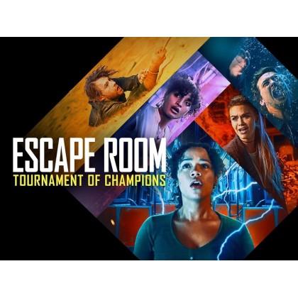 BLURAY Escape Room 2 Tournament Of Champions ( 2021 )